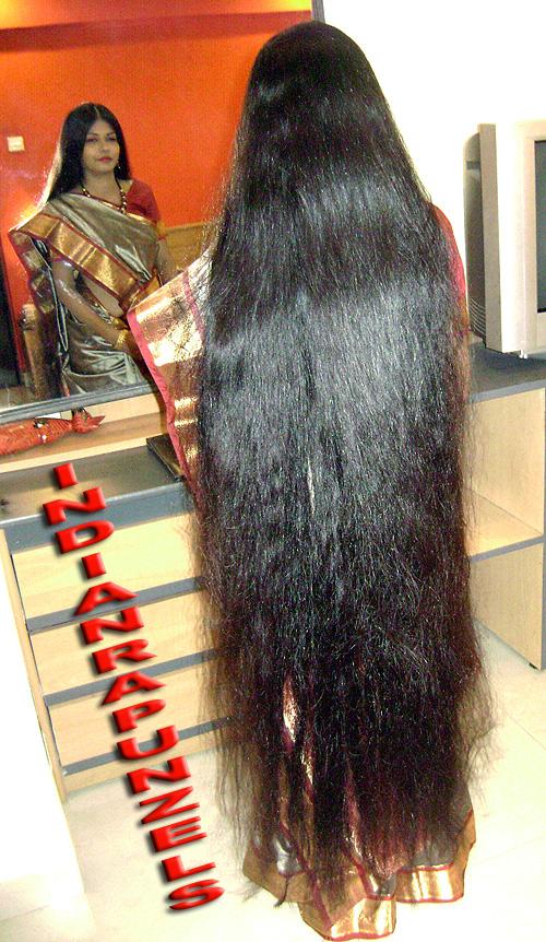 long hair video