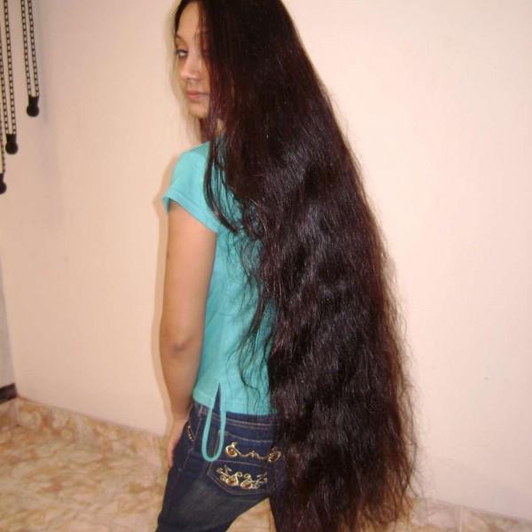 long hair dance
