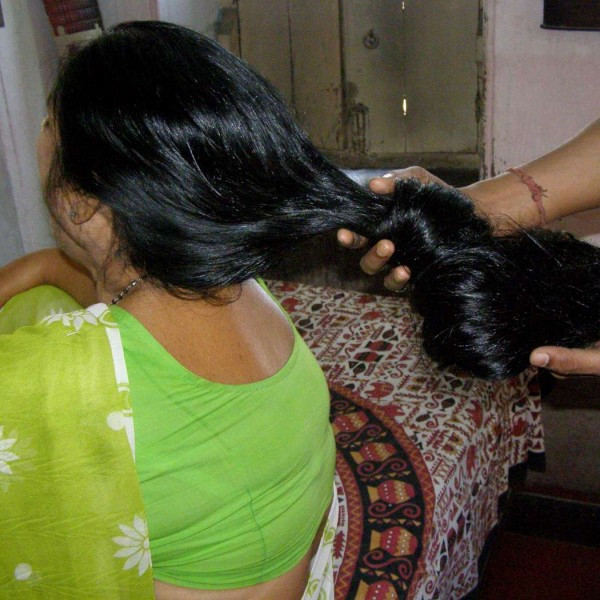 long hair love story