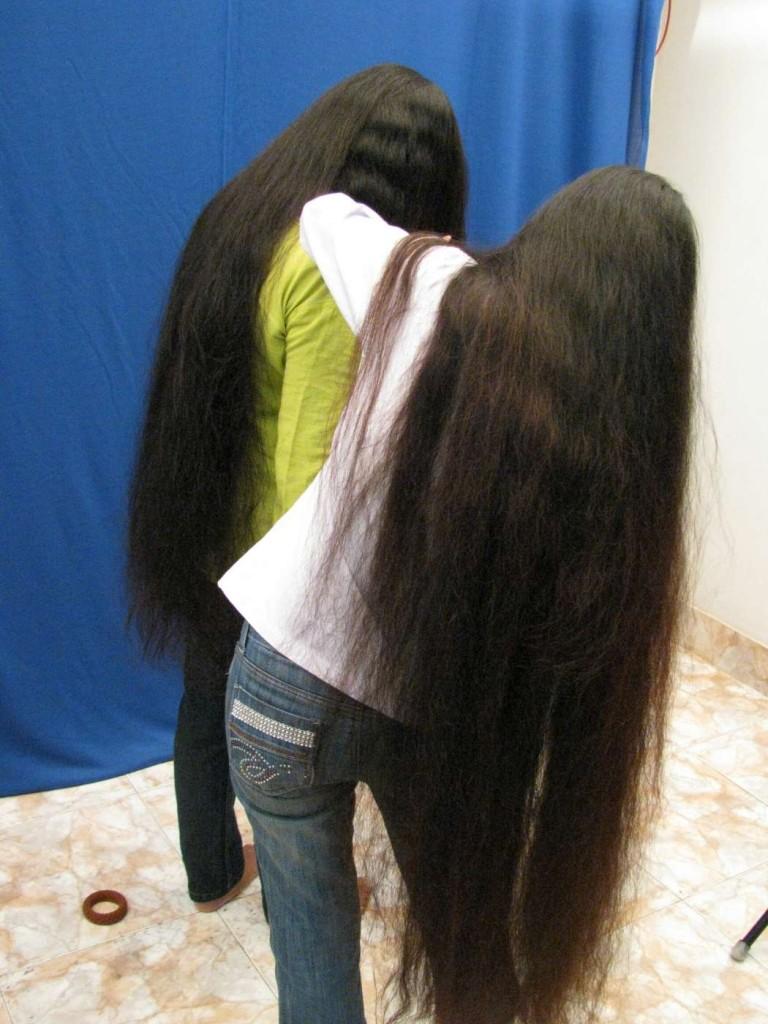 3soms play hair games