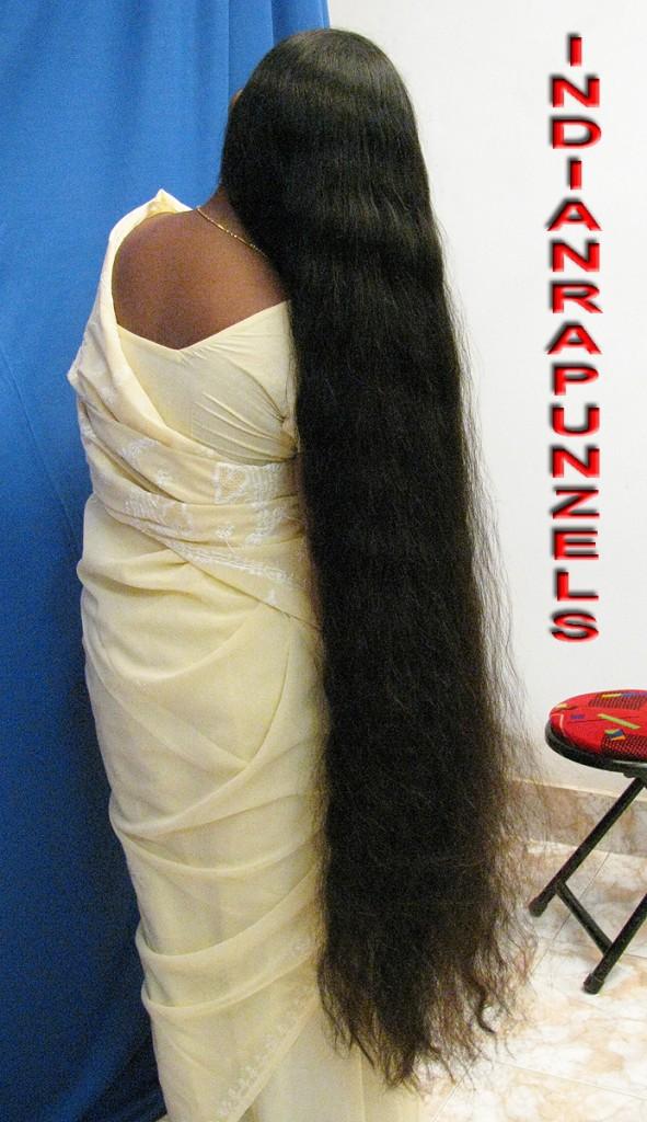 long hair play