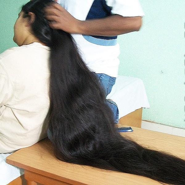 long hair romance