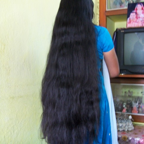 IR9 long hair show