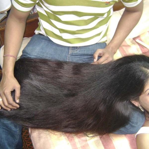 extreme hair play