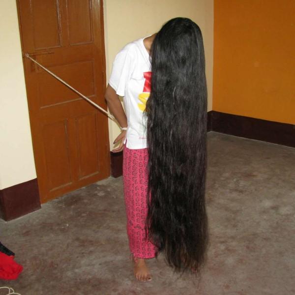 very long hair photos