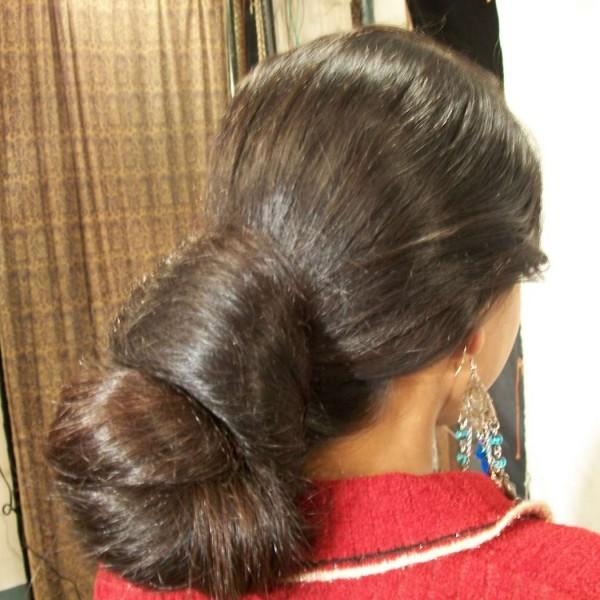 very long hair photo