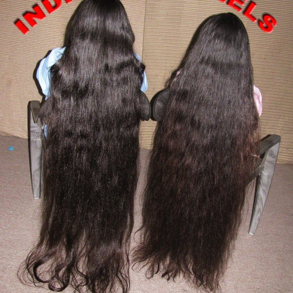 combo long hair video