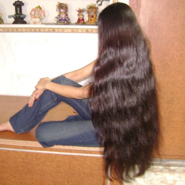 long hair pictures