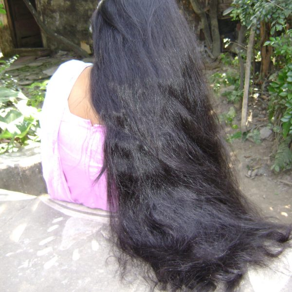 long hair beauty girl