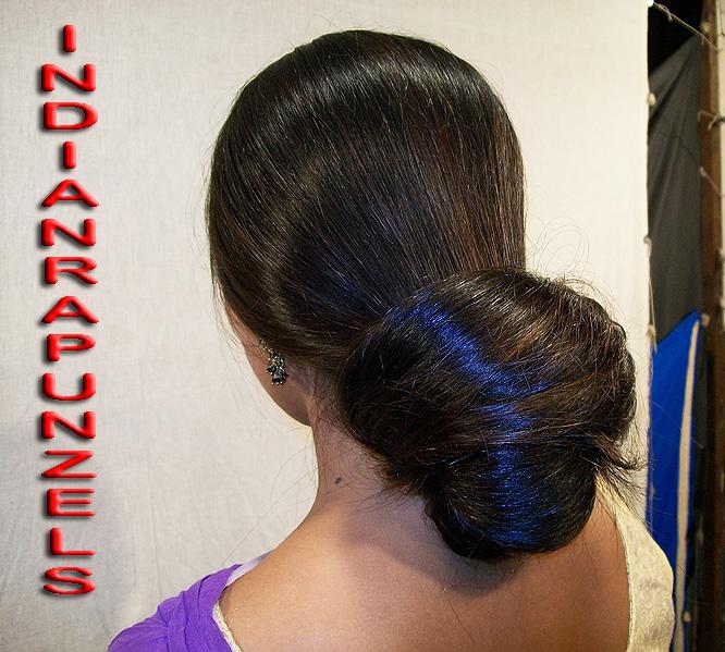 long hair show