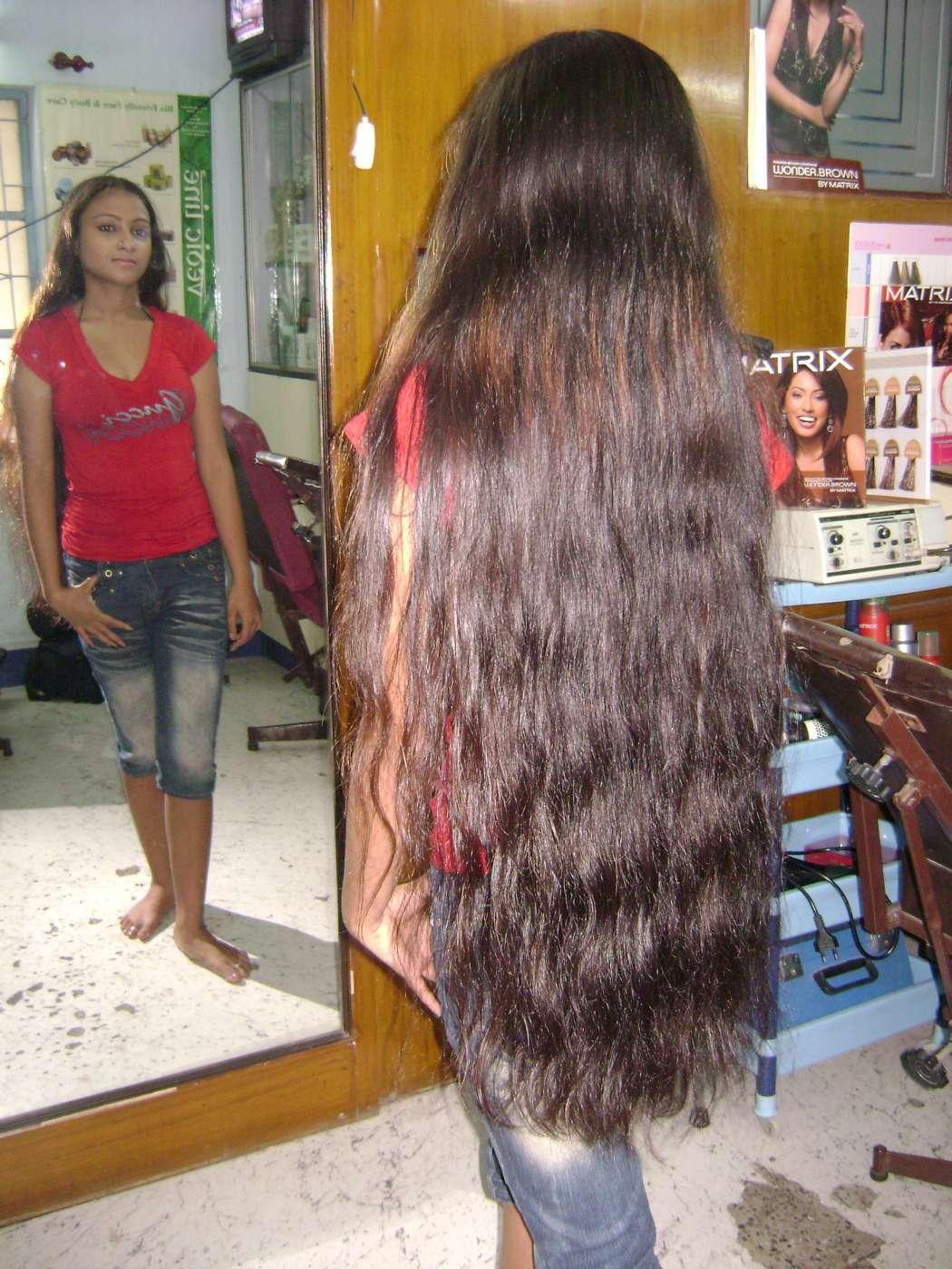 Updos For Long Thick Hair - Rakhi - 1 - Indianrapunzels.com