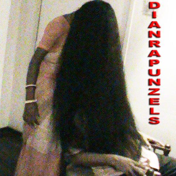 long hair dream